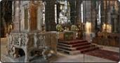 Inner Choir of St. Laurence's Church in Nuremberg