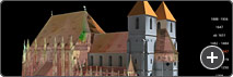 Watch a Visualisation of the Sebaldus church in N�rnberg