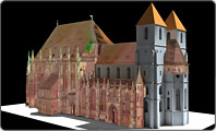 More about the 3D-Laserscanning field of aplication Visualization/Animation